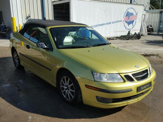2005 SAAB 9-3 2.0L