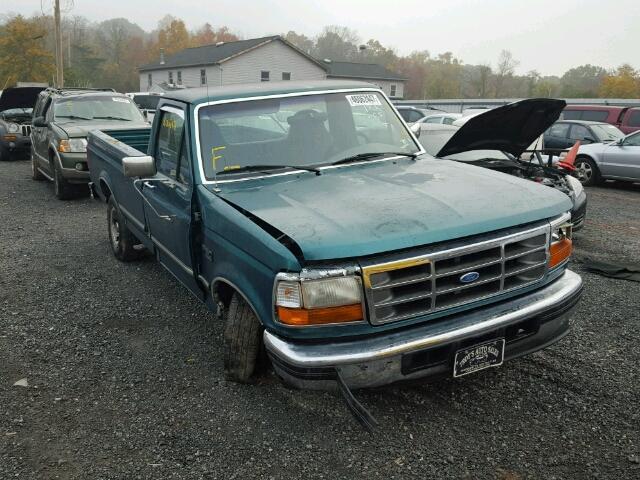 1996 FORD F150 4.9L