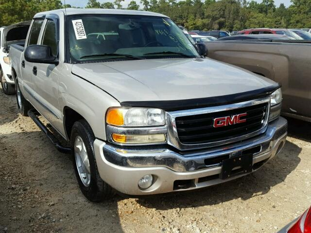 2006 GMC NEW SIERRA 5.3L