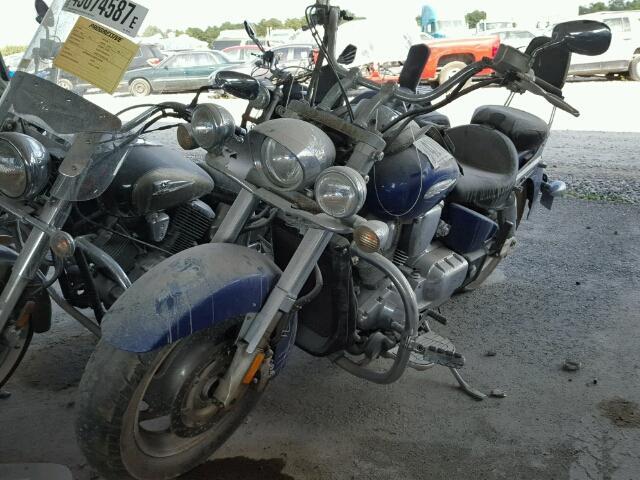 2004 HONDA VTX1800 2