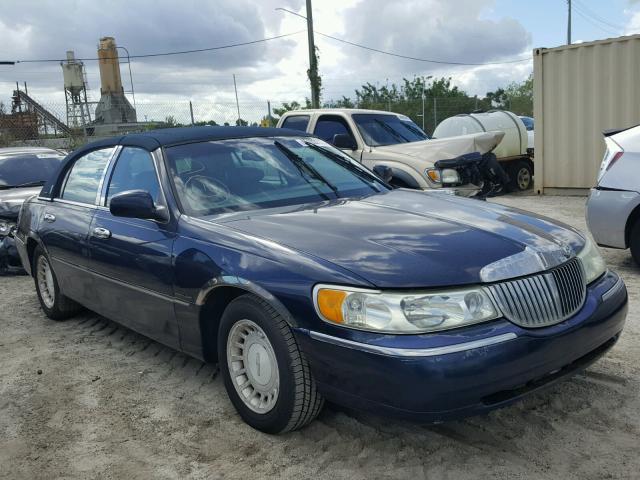 2002 LINCOLN TOWN CAR 4.6L