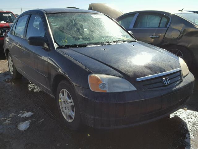 2001 HONDA CIVIC 1.7L