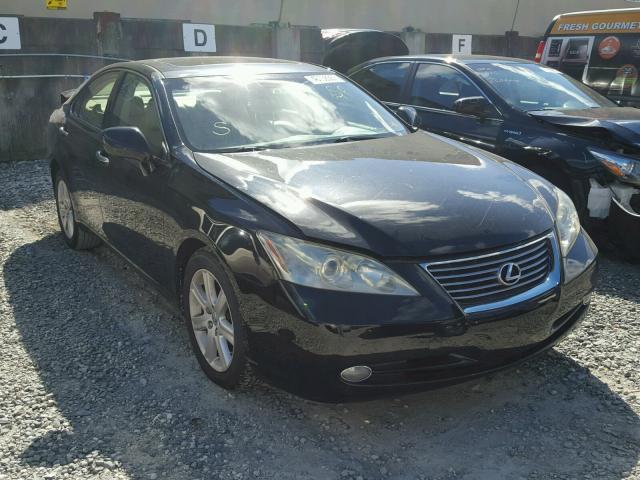 2007 LEXUS ES 350 3.5L
