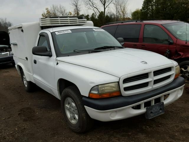 2001 DODGE DAKOTA 3.9L