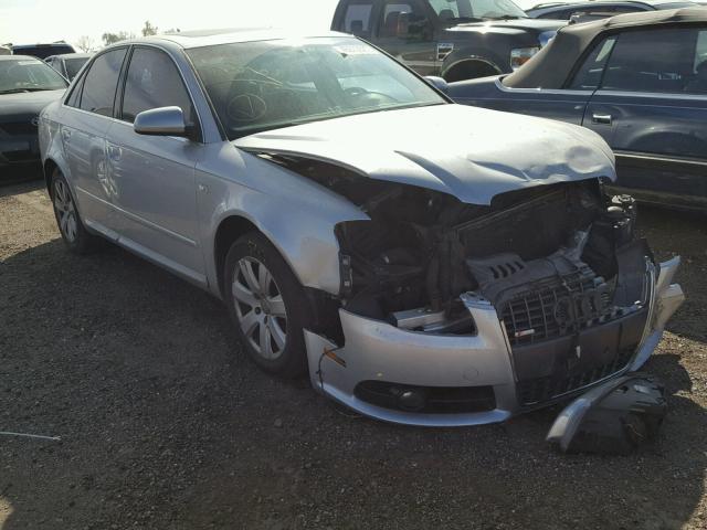 2008 AUDI A4 2.0L