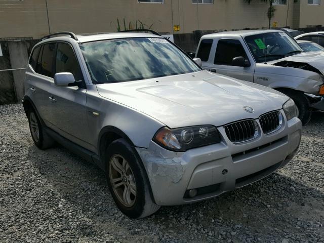 2006 BMW X3 3.0I 3.0L