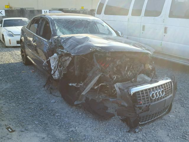 Auto Auction Ended On VIN WAUPNEN AUDI S In FL - 2007 audi s8
