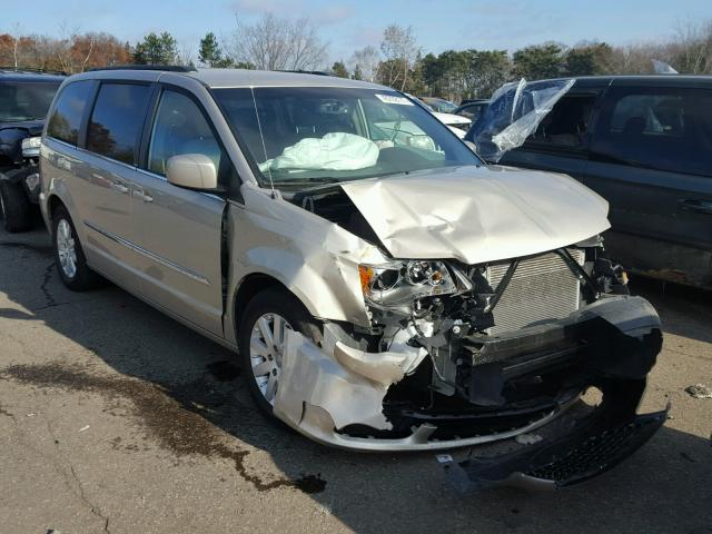 2014 CHRYSLER TOWN & COU 3.6L