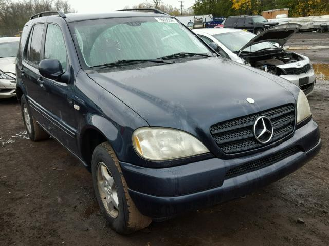 2001 MERCEDES-BENZ ML 3.2L