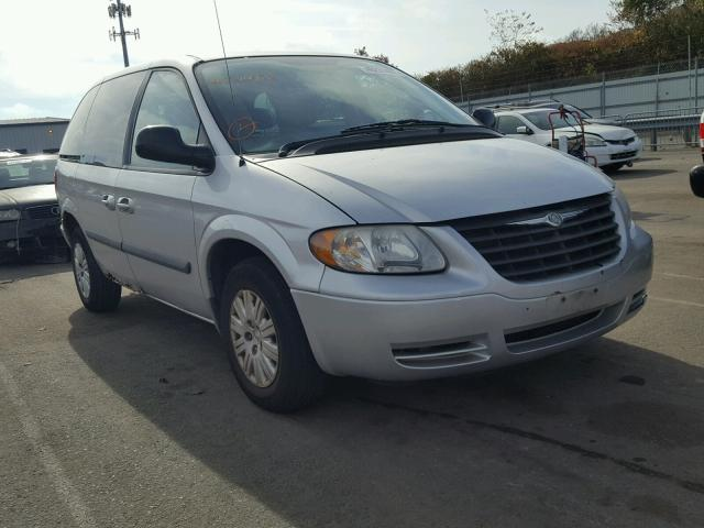 2007 CHRYSLER TOWN & COU 3.3L