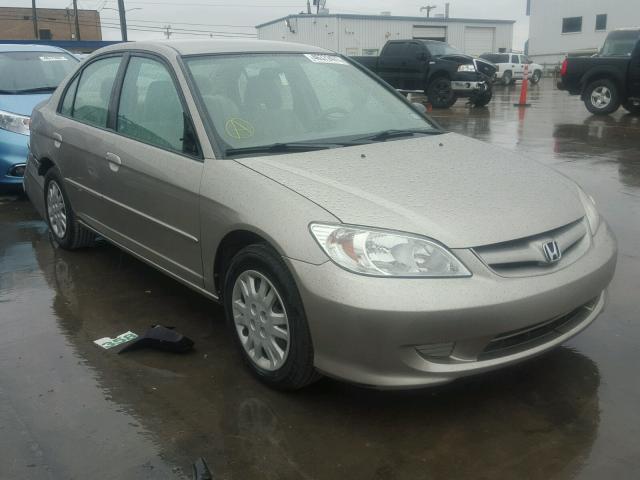 2005 HONDA CIVIC 1.7L