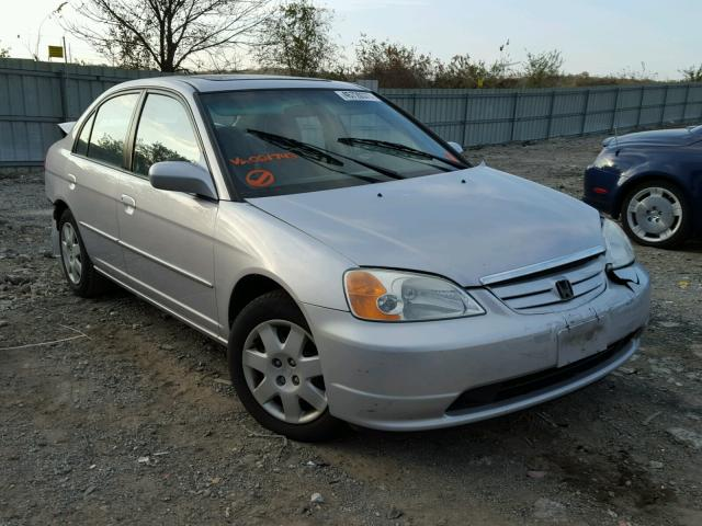 2002 HONDA CIVIC 1.7L