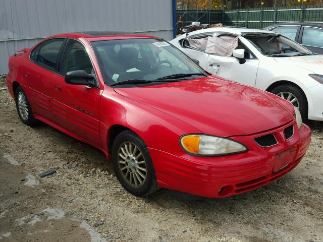 2000 PONTIAC GRAND AM S 2.4L