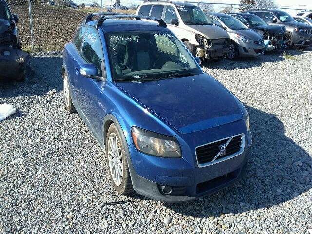 Auto Auction Ended On Vin Yv1mk382x72005282 2007 Volvo C30 24i In