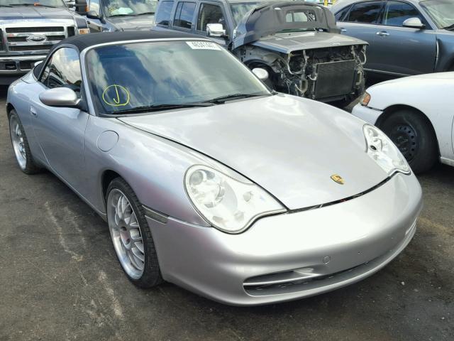 2004 PORSCHE 911 3.6L