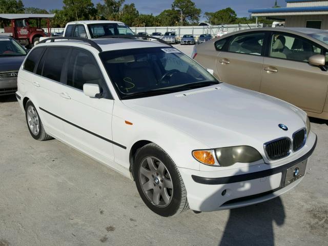 2003 BMW 325 2.5L