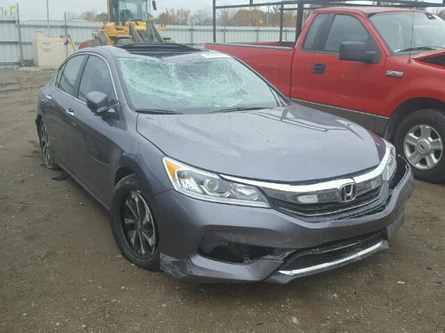 2016 HONDA ACCORD 2.4L