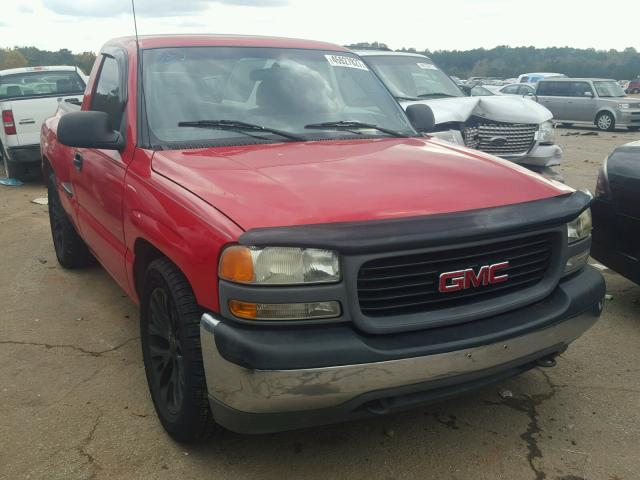 1999 GMC NEW SIERRA 4.3L