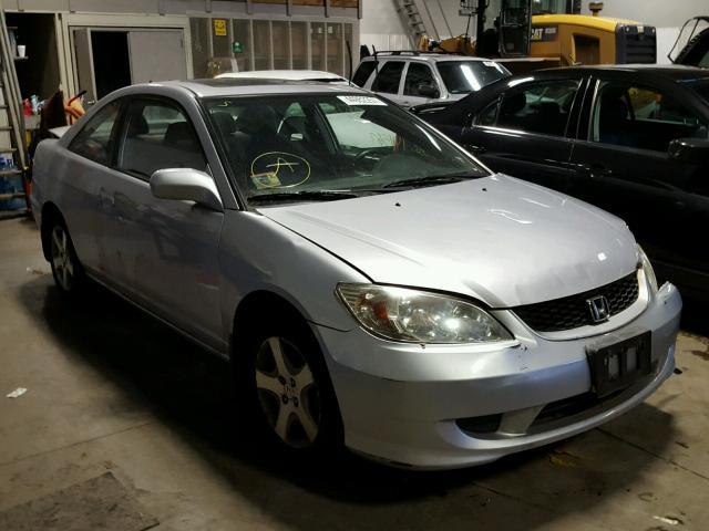 2004 HONDA CIVIC 1.7L