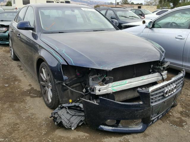 2009 AUDI A4 2.0L