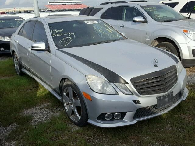 2010 MERCEDES-BENZ E 350 3.5L