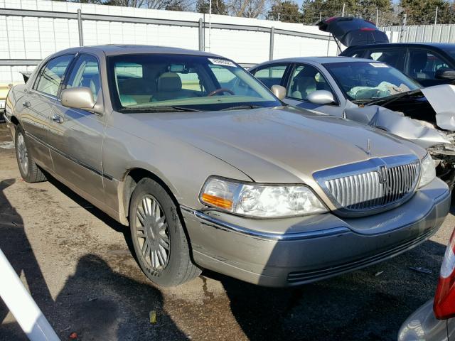 2007 LINCOLN TOWN CAR 4.6L