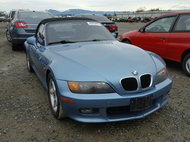 1997 BMW Z3 2.8 2.8L