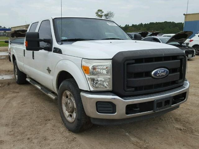 2011 FORD F250 6.7L