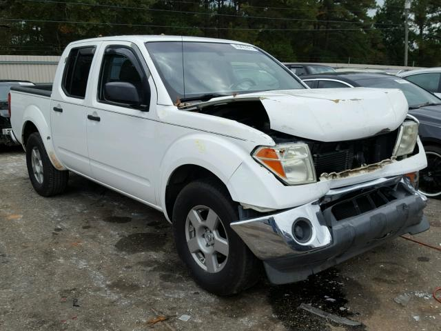 2005 NISSAN FRONTIER 4.0L