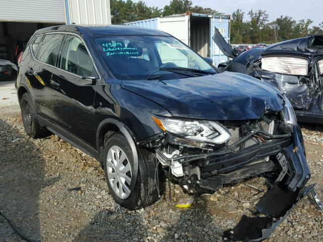 Auto Auction Ended on VIN: KNMAT2MT4HP500712 2017 Nissan