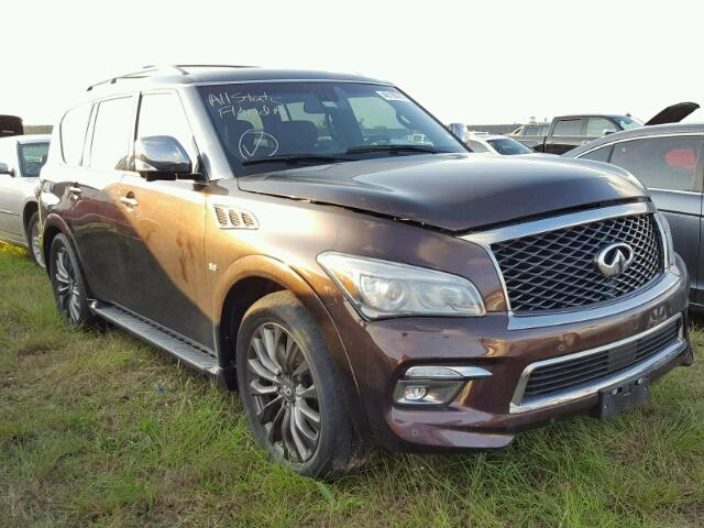 2016 Infiniti QX80 for sale in Houston, TX