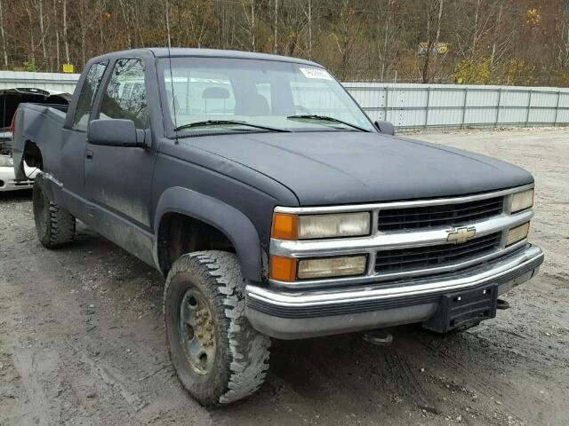 Chevrolet GMT-400 K2 salvage cars for sale: 1997 Chevrolet GMT-400 K2