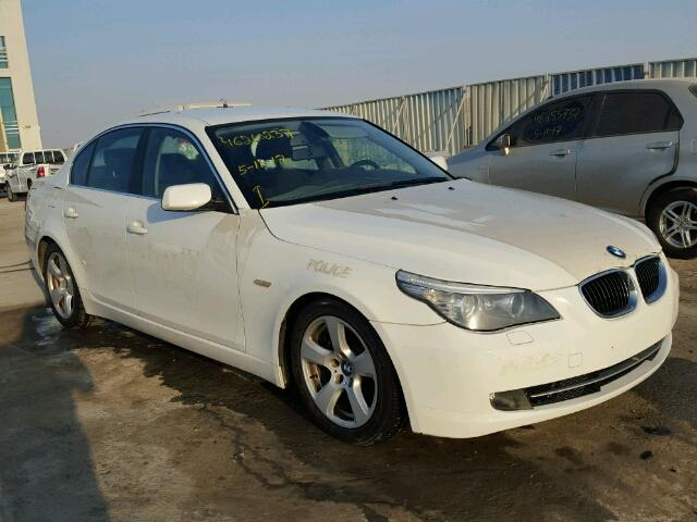 2008 Bmw 530i A Sale At Copart Middle East