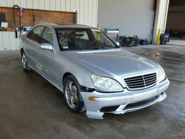 2003 MERCEDES-BENZ S 5.0L