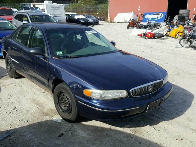 2g4ws52j331140698 2003 buick century in ma - south boston