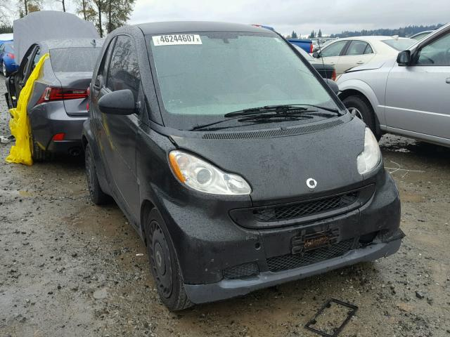 2009 SMART FORTWO PUR 1.0L