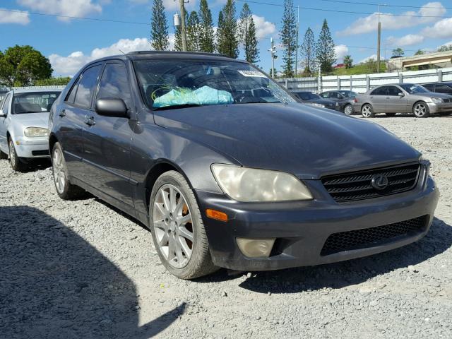 2003 LEXUS IS 300 3.0L