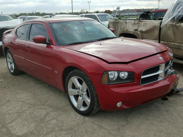 2010 DODGE CHARGER RA 3.5L