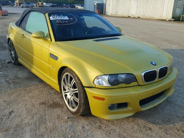 2004 BMW M3 3.2L
