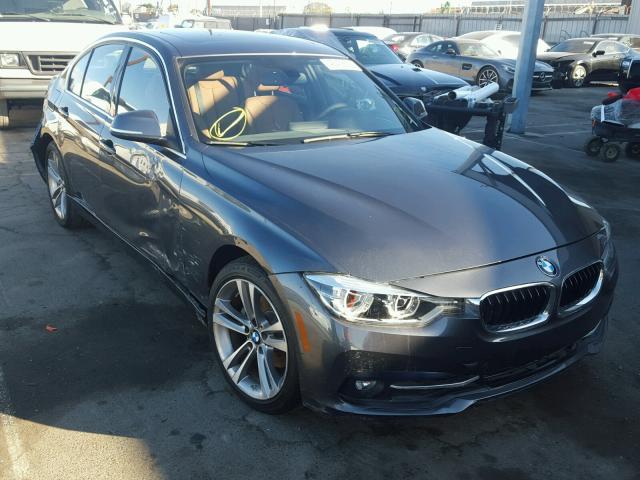 2017 BMW 330 2.0L