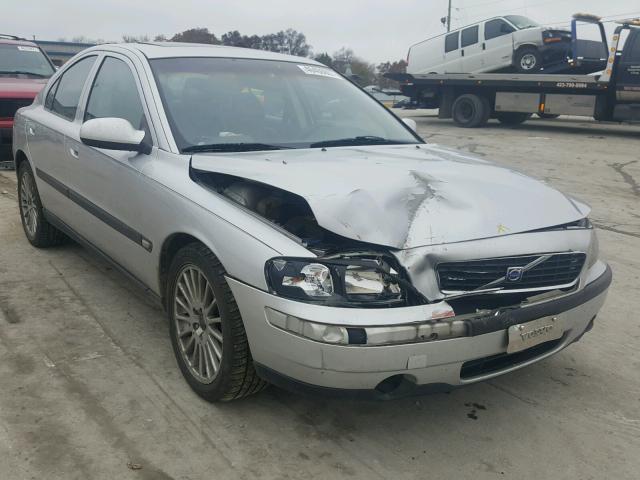 2002 VOLVO S60 2.4T 2.4L