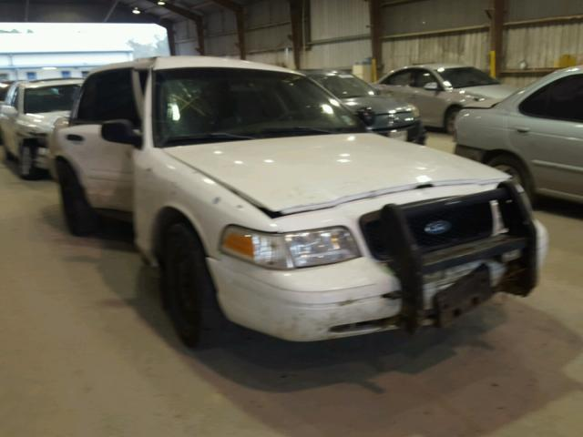 2007 FORD CROWN VICT 4.6L