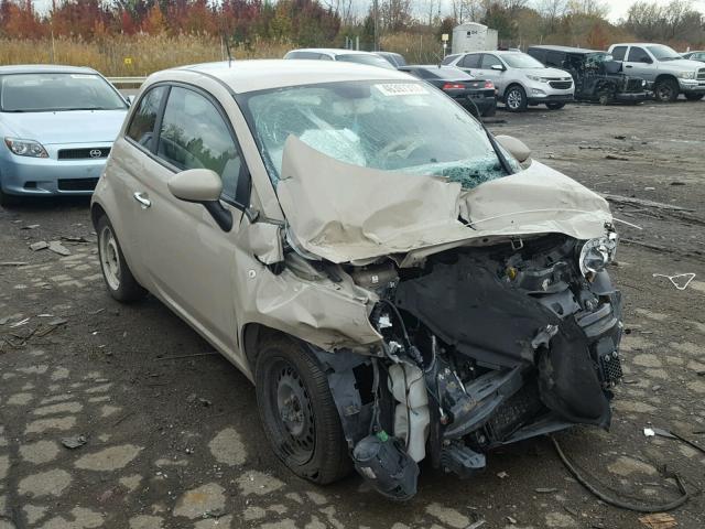2012 FIAT 500 POP 1.4L