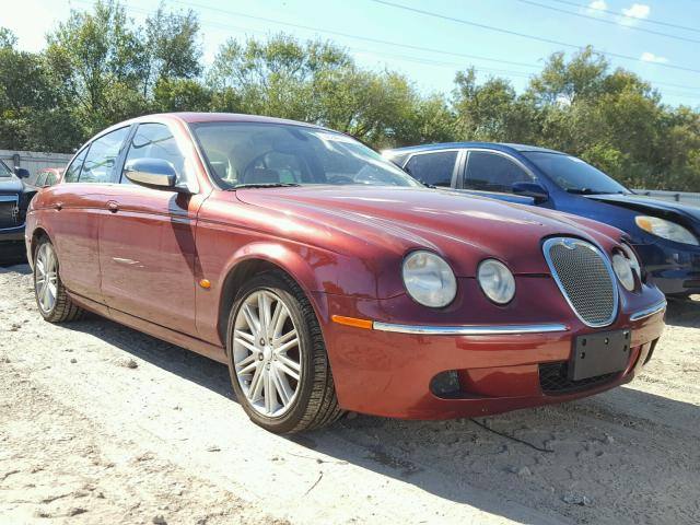 2008 JAGUAR S-TYPE 3.0L