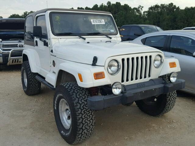 2002 jeep wrangler tj sahara for sale tx houston. Black Bedroom Furniture Sets. Home Design Ideas