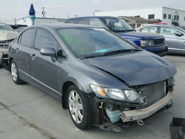 2009 HONDA CIVIC 1.8L