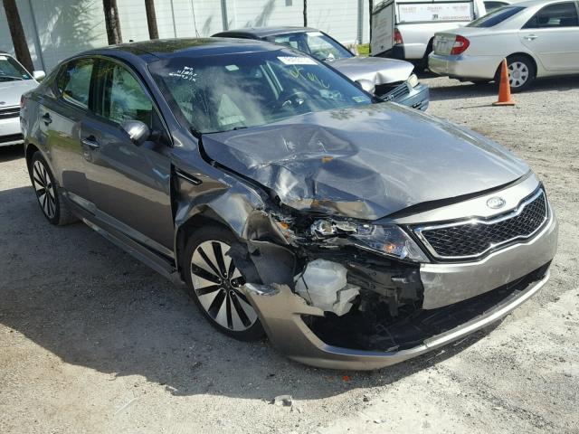 2012 Kia Optima Sx 2.0L