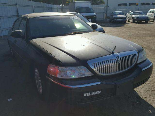 2004 LINCOLN TOWN CAR 4.6L