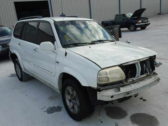 2002 SUZUKI XL7 2.7L