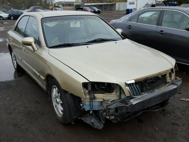 2004 HYUNDAI XG 3.5L